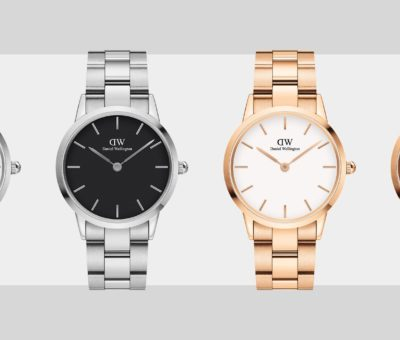 DANIEL WELLINGTON ICON